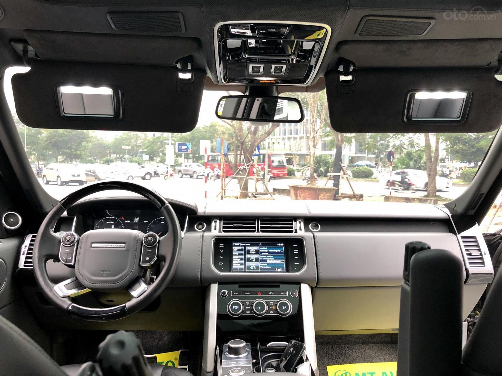 Bán Range Rover Black Edition SX 2015, siêu lướt giá tốt - LH Ms. Hương 094.539.2468 (14)