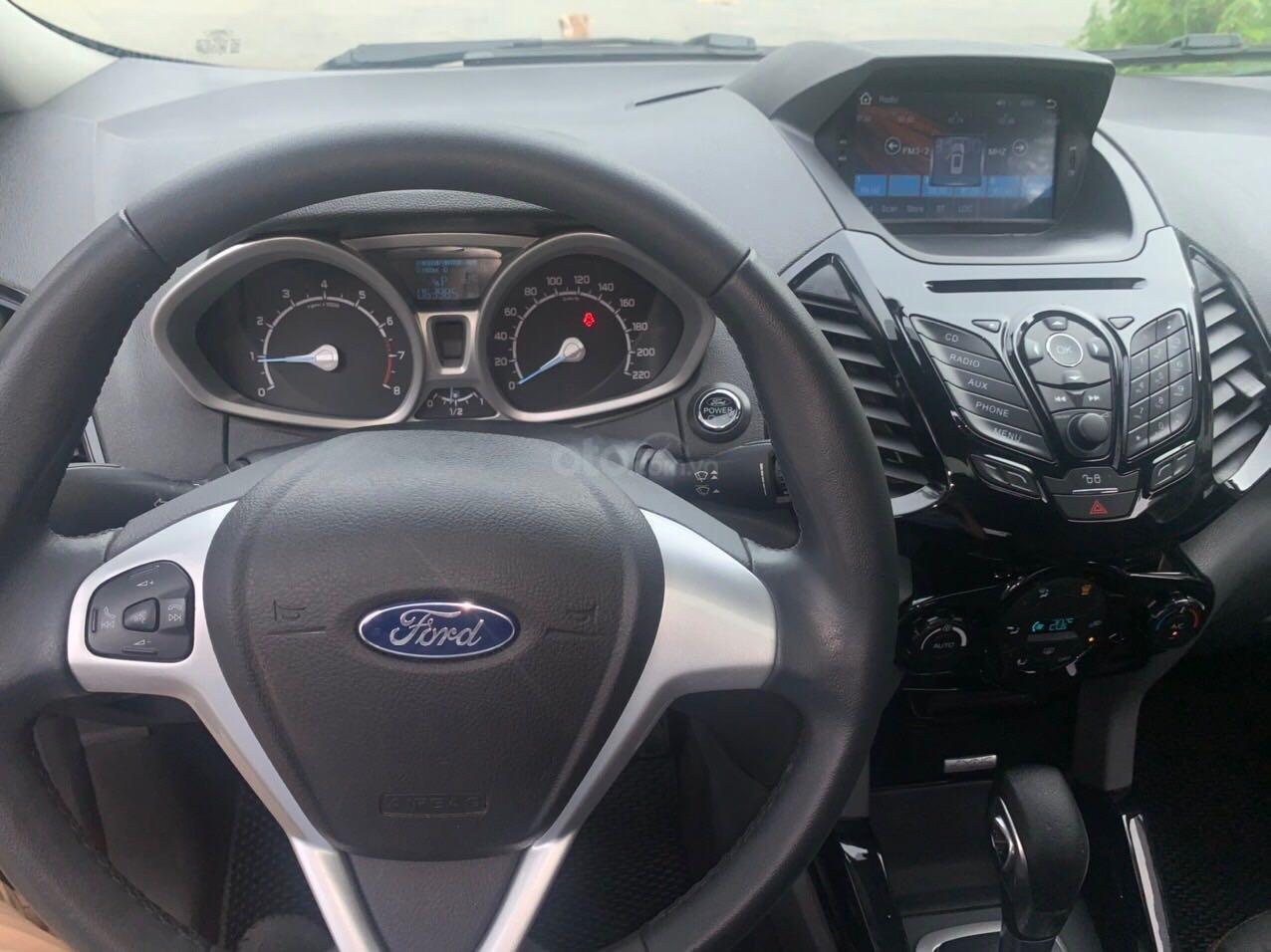 Bán Ford EcoSport đăng ký 2016, màu đen, giá 470 triệu đồng (8)