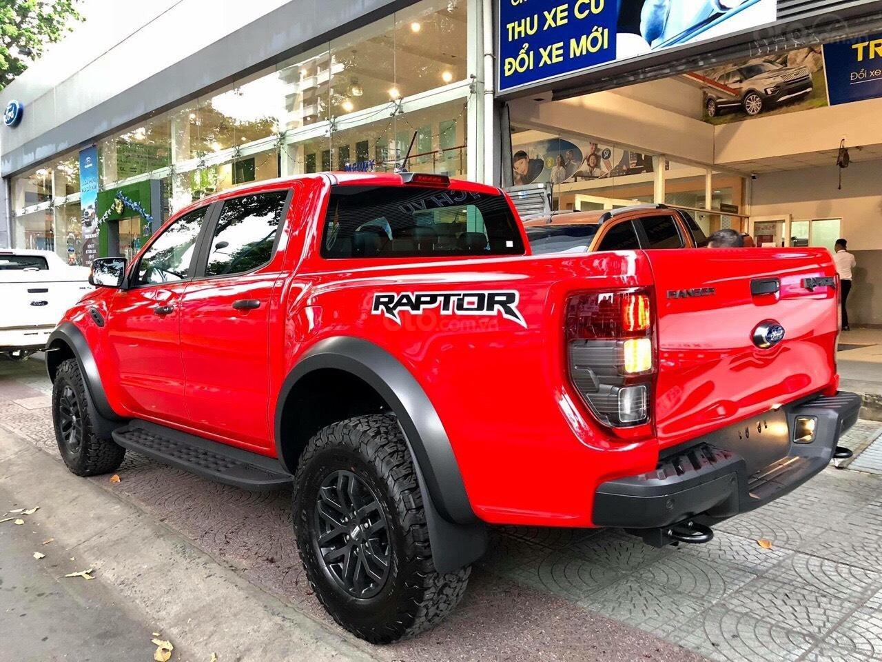 Hòa Bình Ford Ranger Raptor đời 2019, màu đỏ, nhập khẩu nguyên chiếc, LH 0974286009 (1)