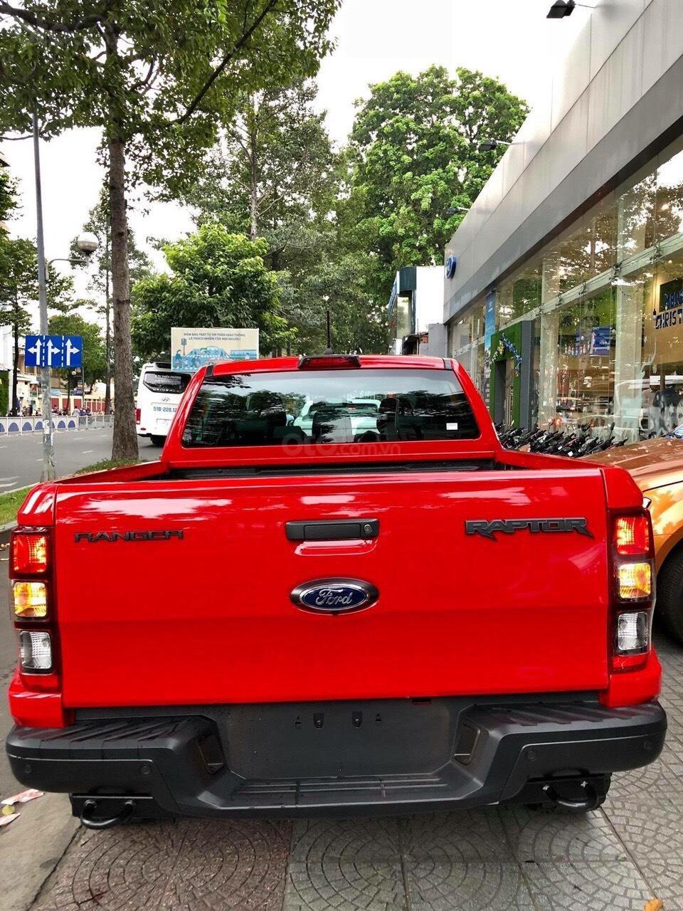 Hòa Bình Ford Ranger Raptor đời 2019, màu đỏ, nhập khẩu nguyên chiếc, LH 0974286009 (4)