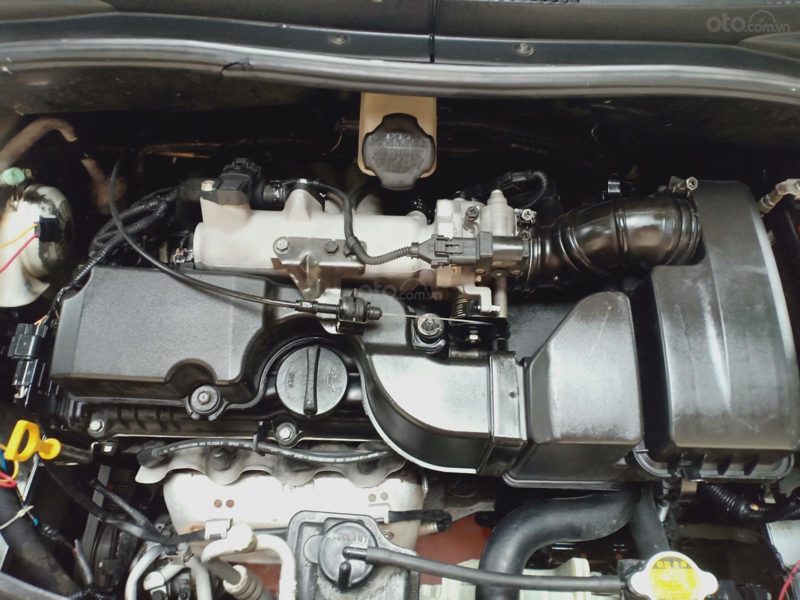 Cần bán Kia Morning đăng ký 2011, màu bạc chính chủ giá 185 triệu đồng (7)