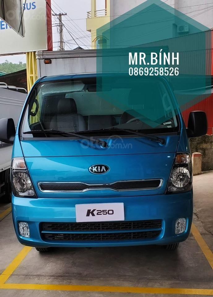 Bán xe Kia K250/K200 giá tốt nhất Thái Nguyên, Cao Bằng (1)