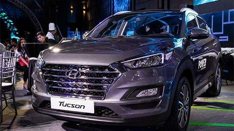 Hyundai Tucson - đời 2020 - Màu trắng , giá 912 triệu - Tặng gói phụ kiện 22 triệu Hyundai BRVT- Phòng KD 0934.806.800 (4)