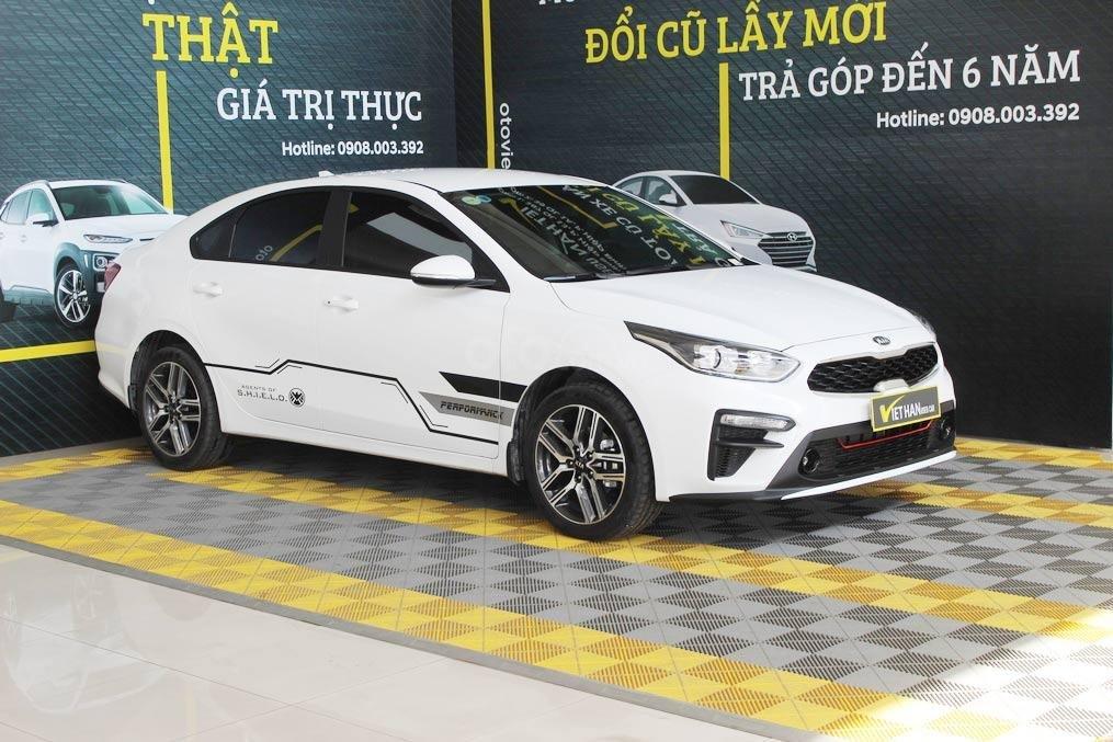 Kia Cerato 1.6MT 2018, xe quá lướt, trả góp 70%, có bảo hành (1)