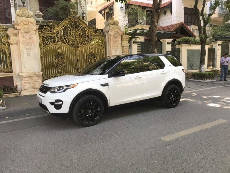 LandRover Discovery HSE sx 2015 (2)