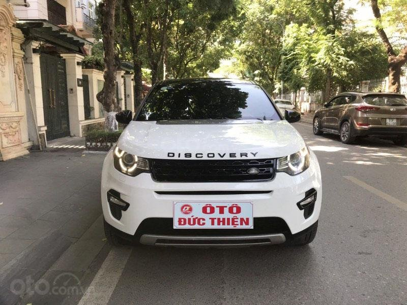 LandRover Discovery HSE sx 2015 (3)