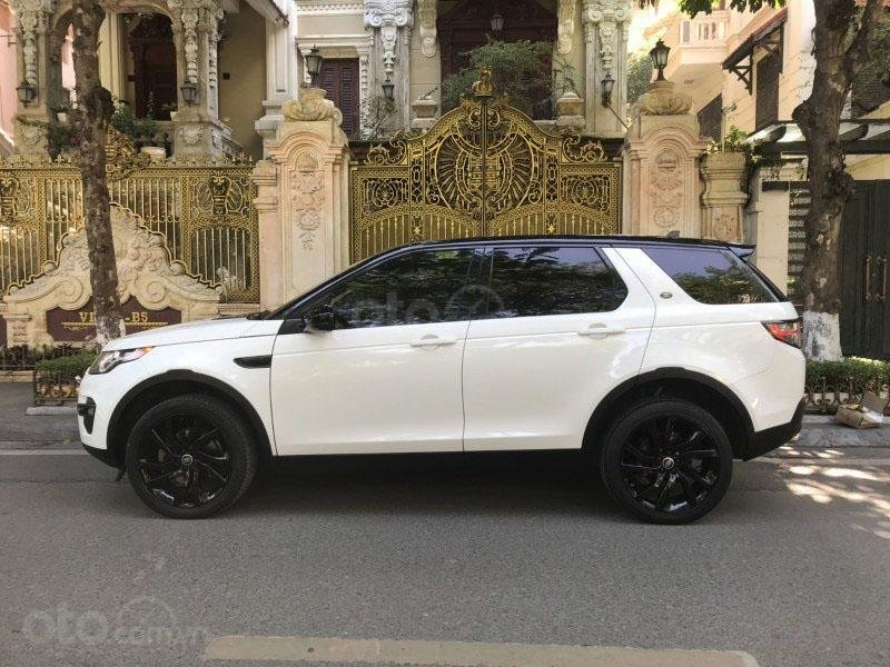 LandRover Discovery HSE sx 2015 (1)