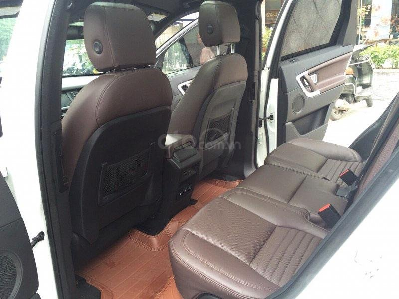 LandRover Discovery HSE sx 2015 (10)