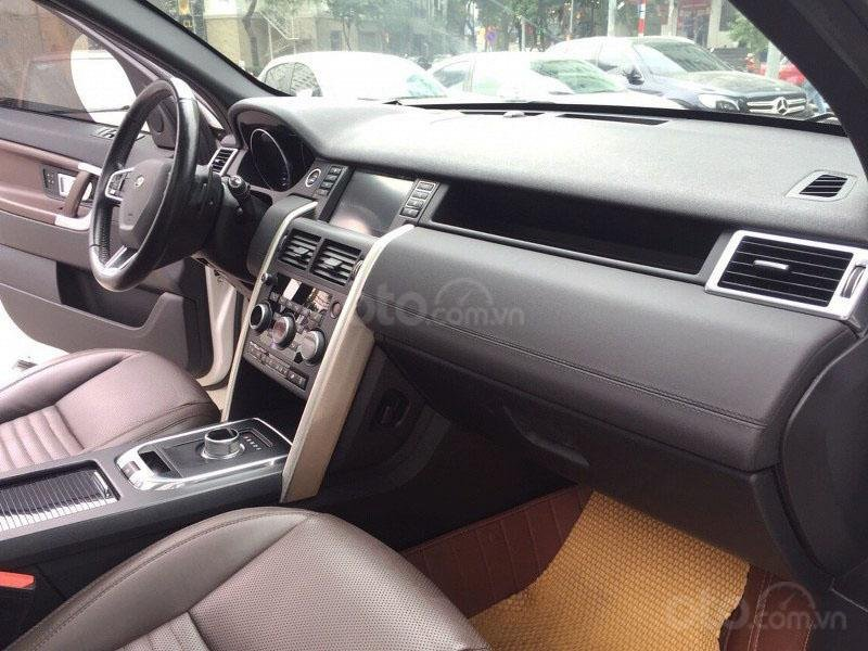 LandRover Discovery HSE sx 2015 (8)