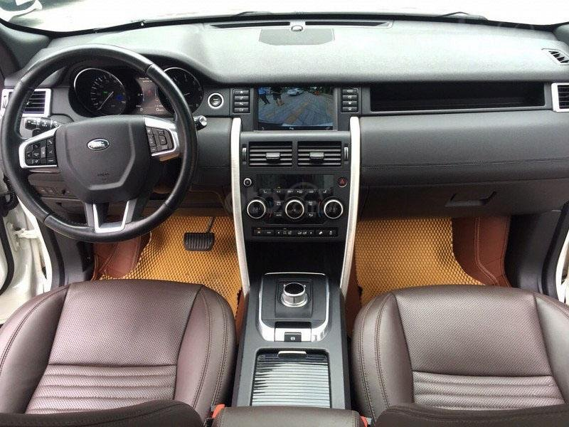 LandRover Discovery HSE sx 2015 (7)