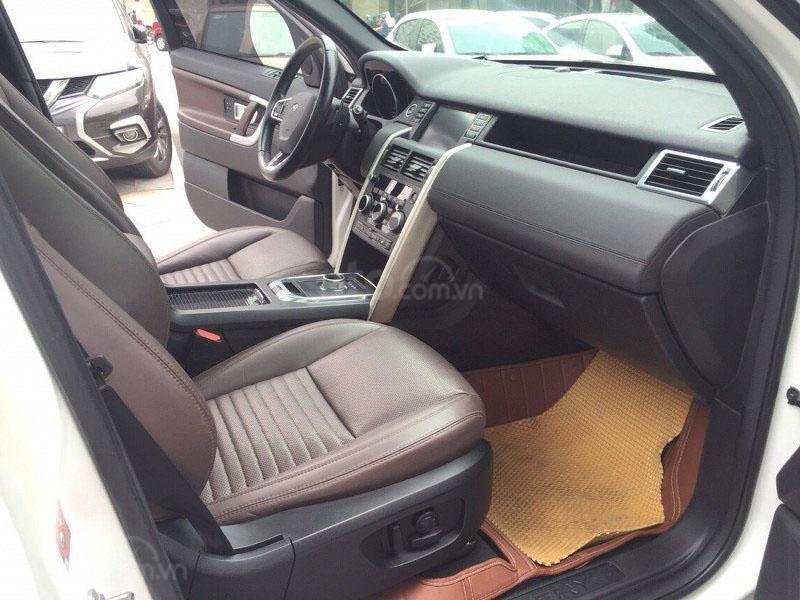 LandRover Discovery HSE sx 2015 (9)