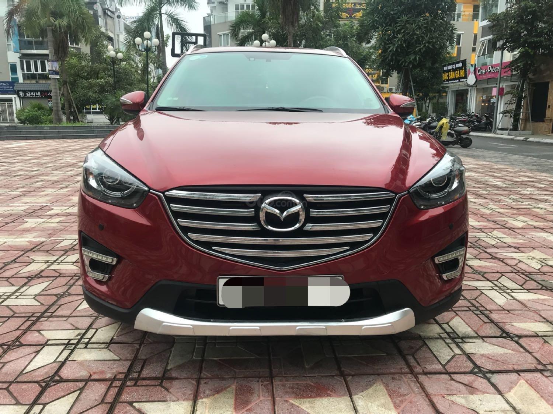 Bán Mazda CX 5 đăng ký lần đầu 2016, màu đỏ còn mới, giá 770 triệu đồng (1)