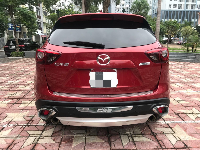 Bán Mazda CX 5 đăng ký lần đầu 2016, màu đỏ còn mới, giá 770 triệu đồng (4)