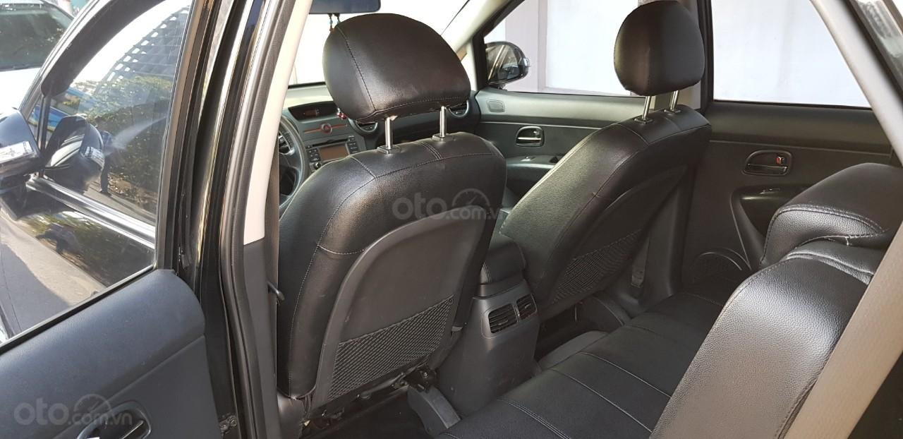 Bán ô tô Kia Carens SX2.0AT sản xuất năm 2011, màu đen, giá tốt (6)