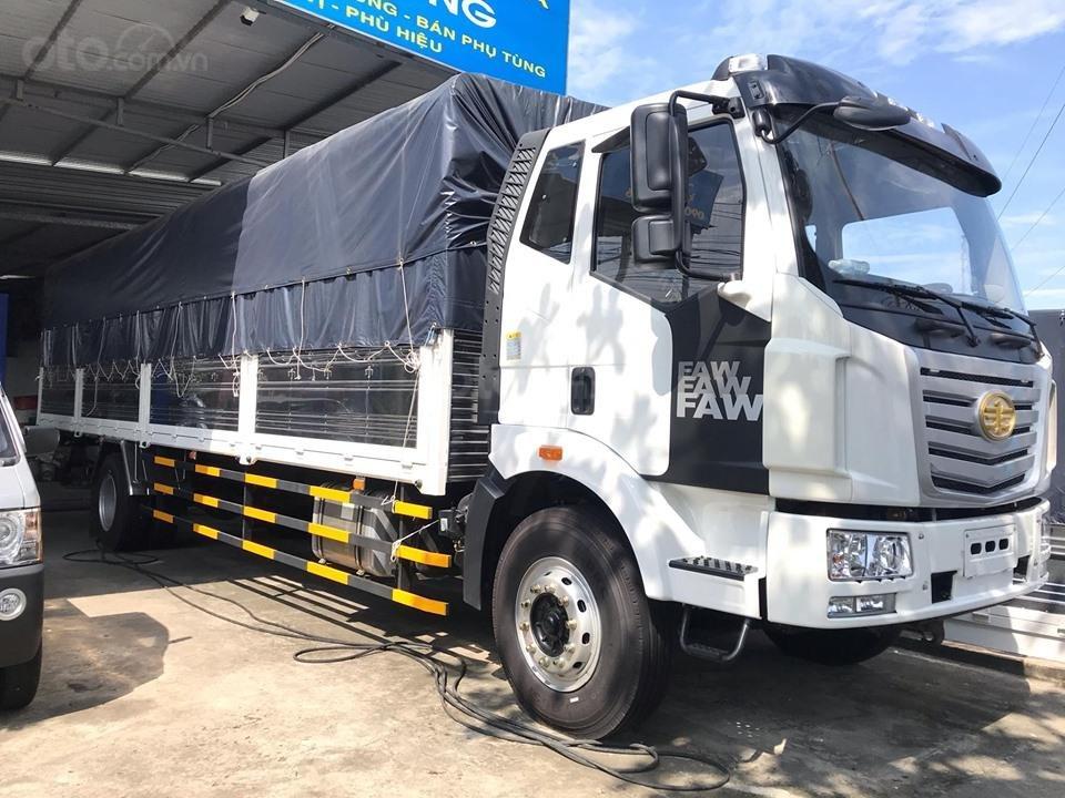 Xe tải FAW 7T25 thùng siêu dài 9.7 mét (1)