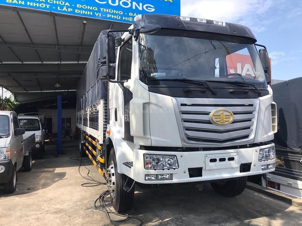 Xe tải FAW 7T25 thùng siêu dài 9.7 mét (4)