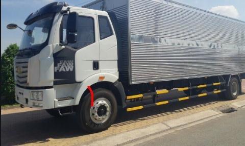 Cần bán FAW thùng kín năm 2019, giá 910tr (3)