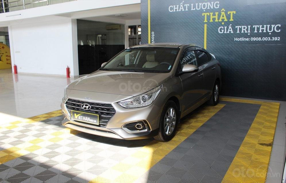 Hyundai Accent TC 1.4AT 2018, trả góp 70%, xe bao test, có bảo hành (2)