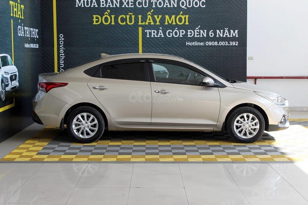 Hyundai Accent TC 1.4AT 2018, trả góp 70%, xe bao test, có bảo hành (4)