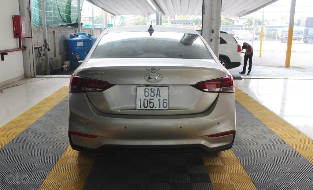 Hyundai Accent TC 1.4AT 2018, trả góp 70%, xe bao test, có bảo hành (5)