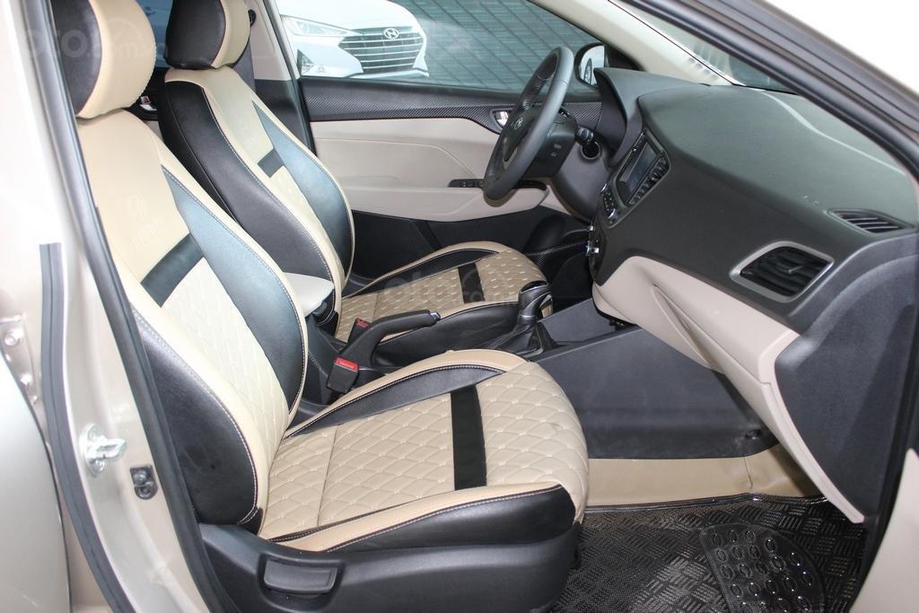 Hyundai Accent TC 1.4AT 2018, trả góp 70%, xe bao test, có bảo hành (6)