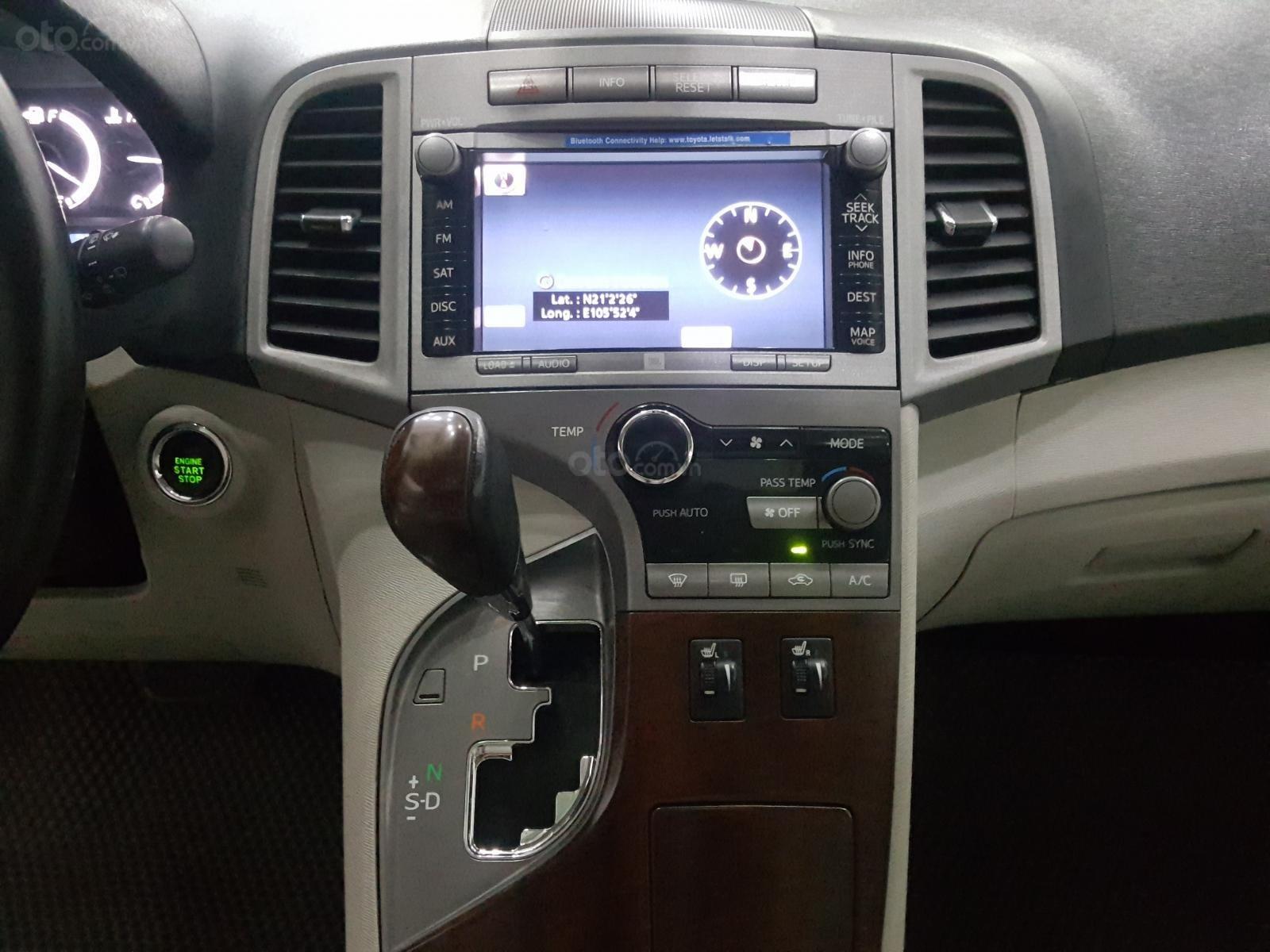 Cần bán Toyota Venza sản xuất 2009 bản full kịch, 1 chủ đi từ mới (8)