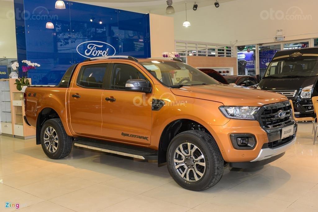 Vĩnh Phúc Ford bán Ford Ranger 2019, chỉ với 180tr nhận xe ngay, tặng full phụ kiện chính hãng. Lh 0974286009 (2)