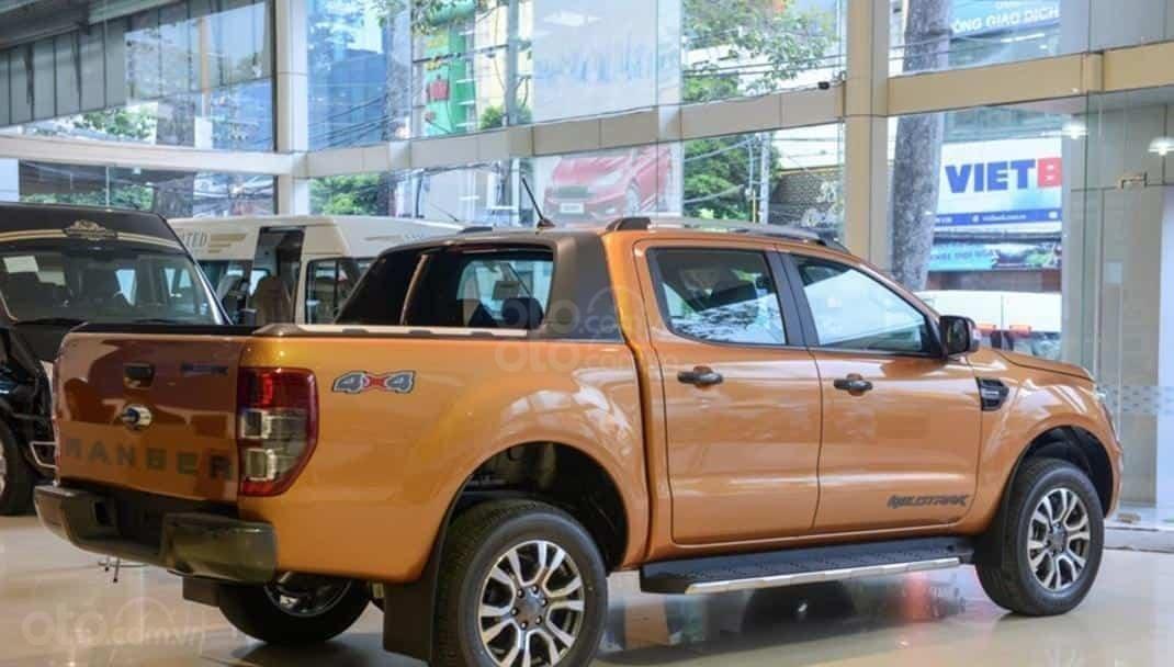 Vĩnh Phúc Ford bán Ford Ranger 2019, chỉ với 180tr nhận xe ngay, tặng full phụ kiện chính hãng. Lh 0974286009 (4)
