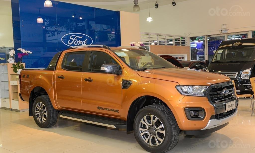 Vĩnh Phúc Ford bán Ford Ranger 2019, chỉ với 180tr nhận xe ngay, tặng full phụ kiện chính hãng. Lh 0974286009 (5)