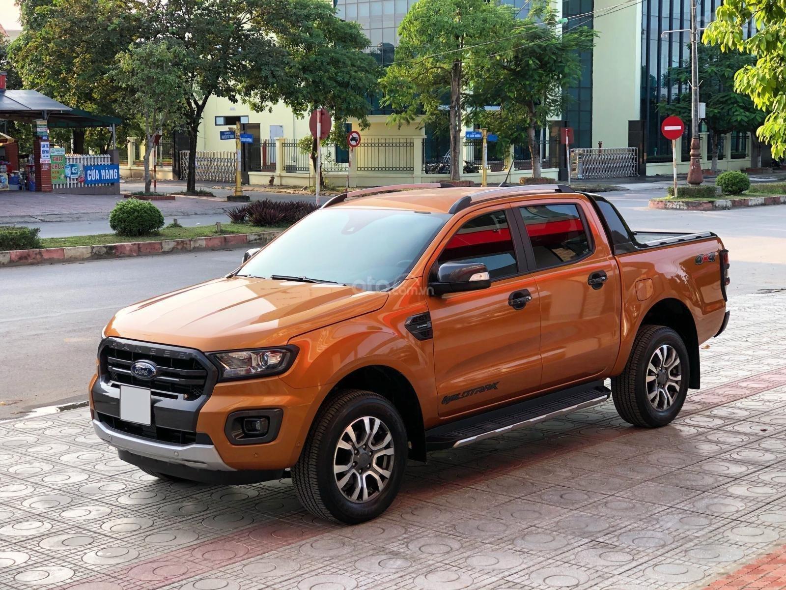 Phú Thọ tư vấn bán Ford Ranger 2019, chỉ từ từ 860tr nhận ngay Wildtrack biturbo. LH 0974286009 (1)