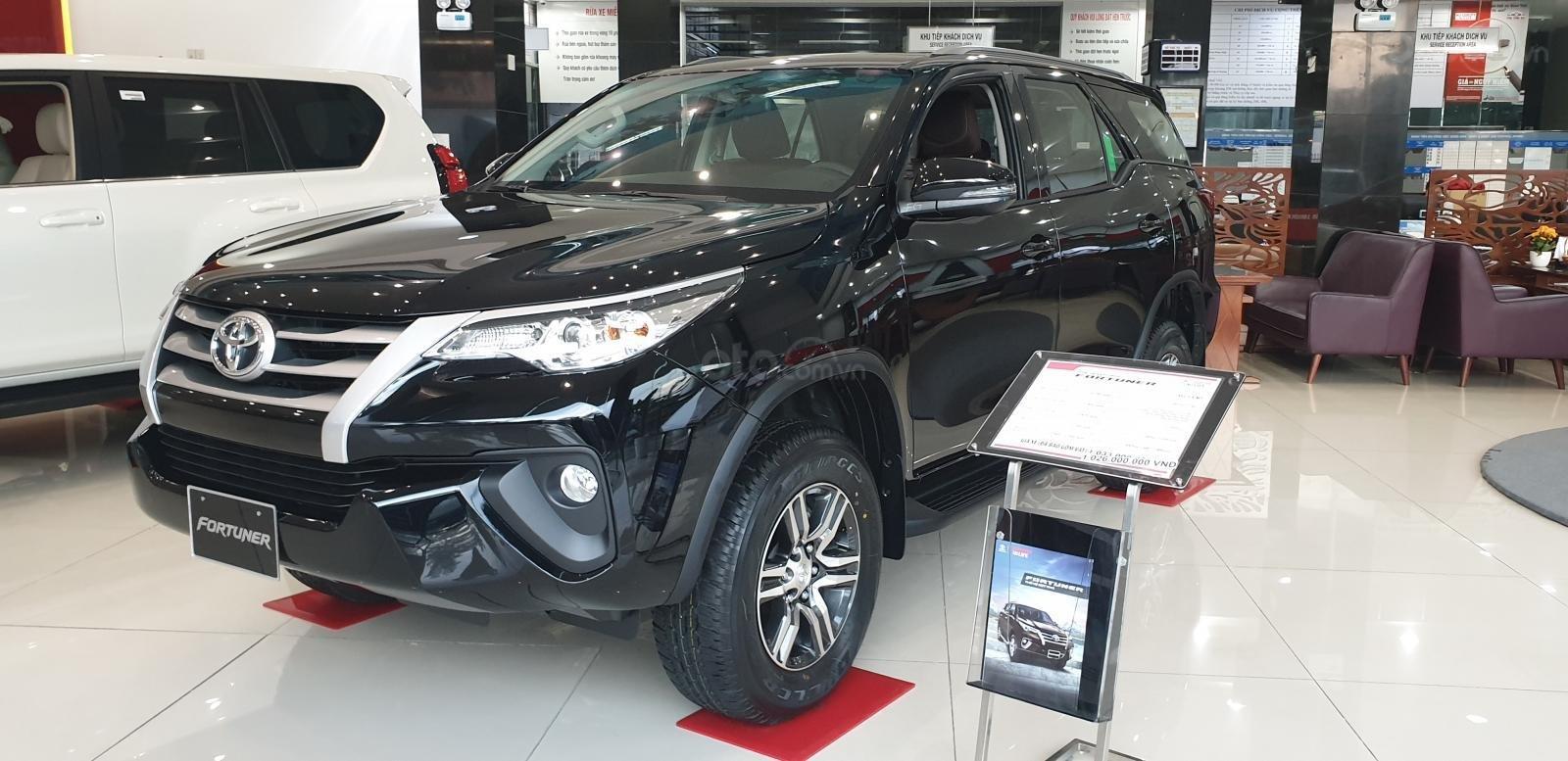 Bán ô tô Toyota 4 Runner G 2019, màu đen (3)