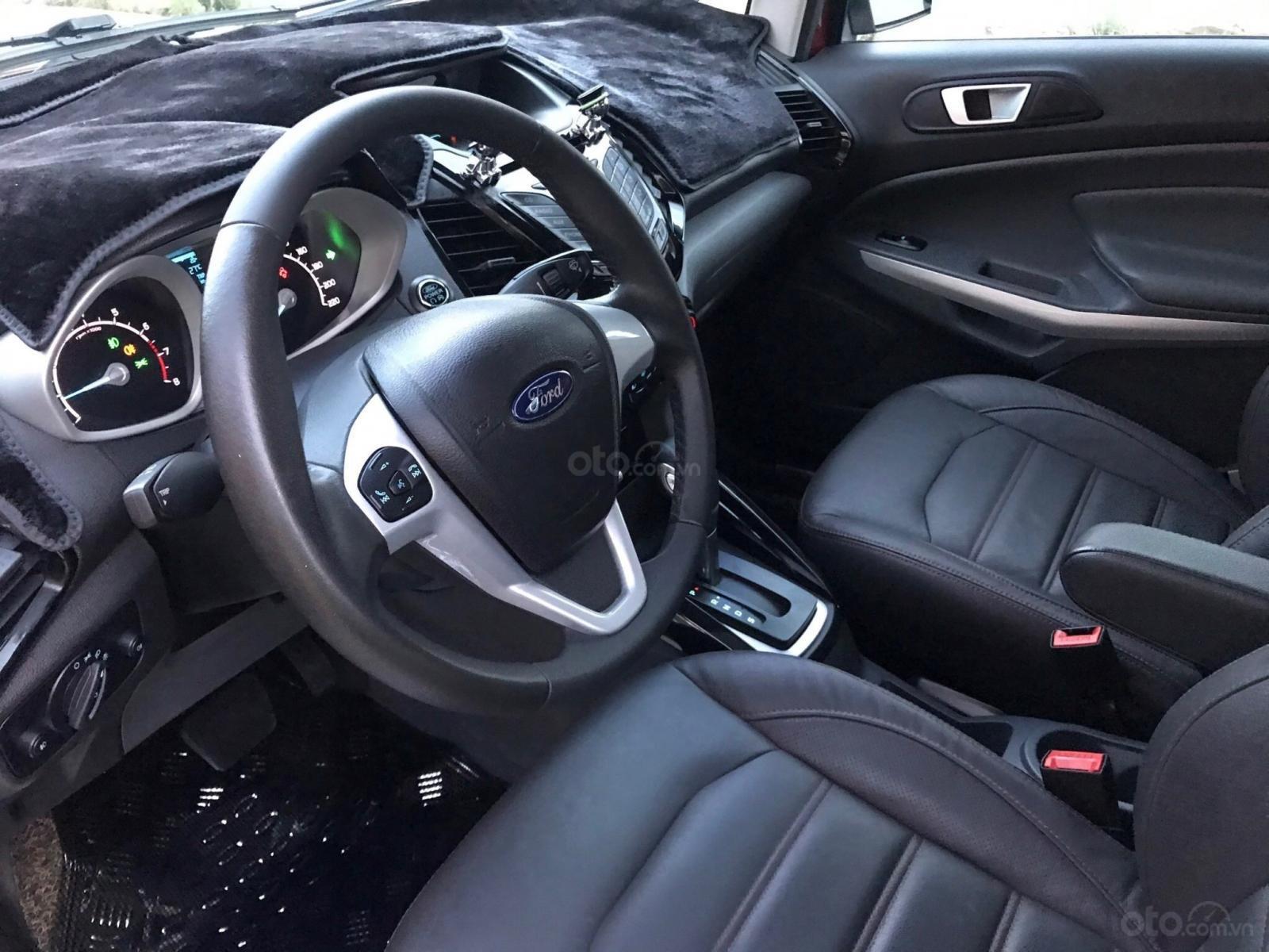 Ford Ecosport 2017 Titanium số tự động (15)