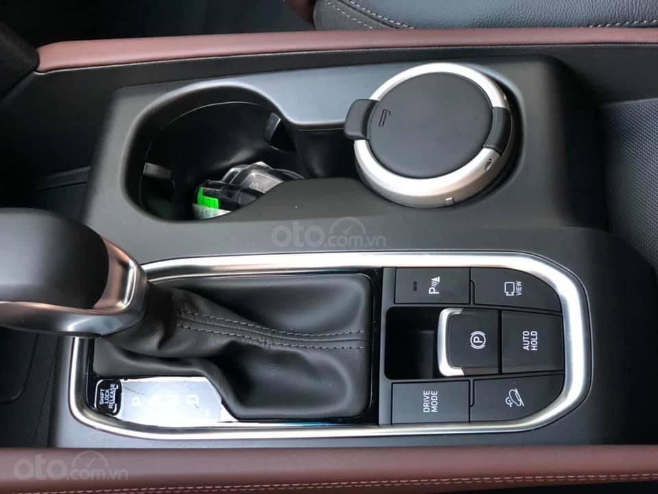 Bán Hyundai Santa Fe đời 2019, màu đen, nhập khẩu nguyên chiếc (3)