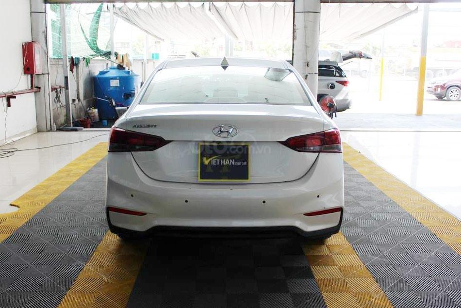 Hyundai Accent 1.4MT 2018, trả góp 70%, xe bao test, có bảo hành (5)