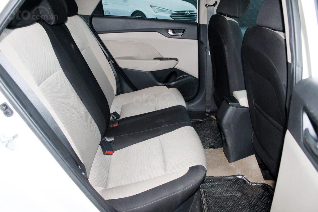 Hyundai Accent 1.4MT 2018, trả góp 70%, xe bao test, có bảo hành (7)