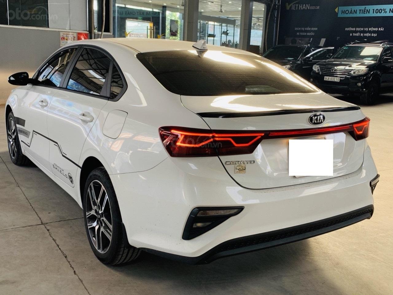 Hãng bán Kia Cerato 1.6MT, màu trắng, đời 2018, form mới 2019 (4)