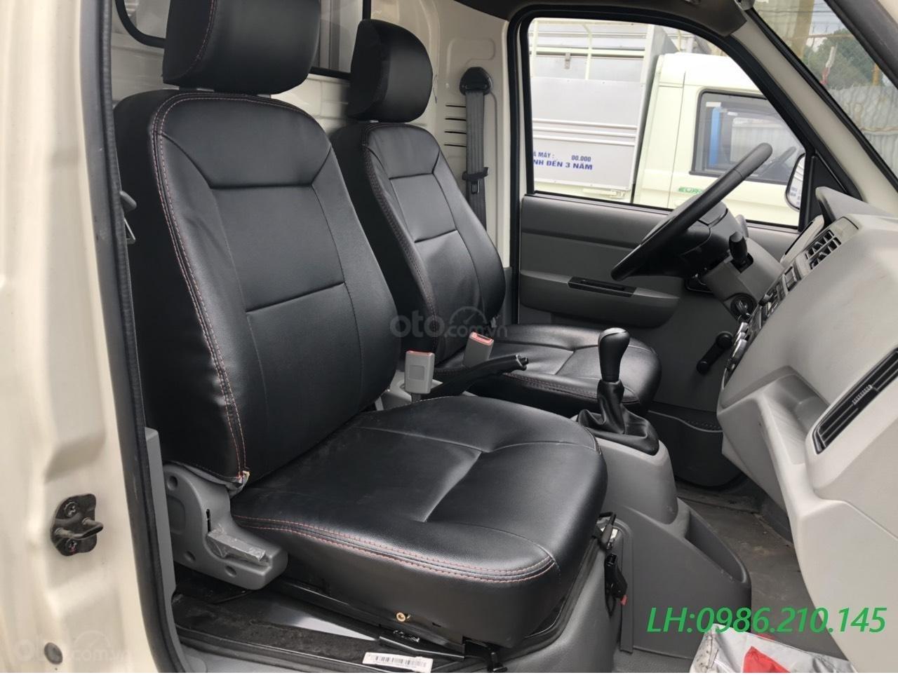 Cần bán xe Thaco 820kg đời 2019, màu xanh lam, nhập khẩu nguyên chiếc, giá tốt (6)