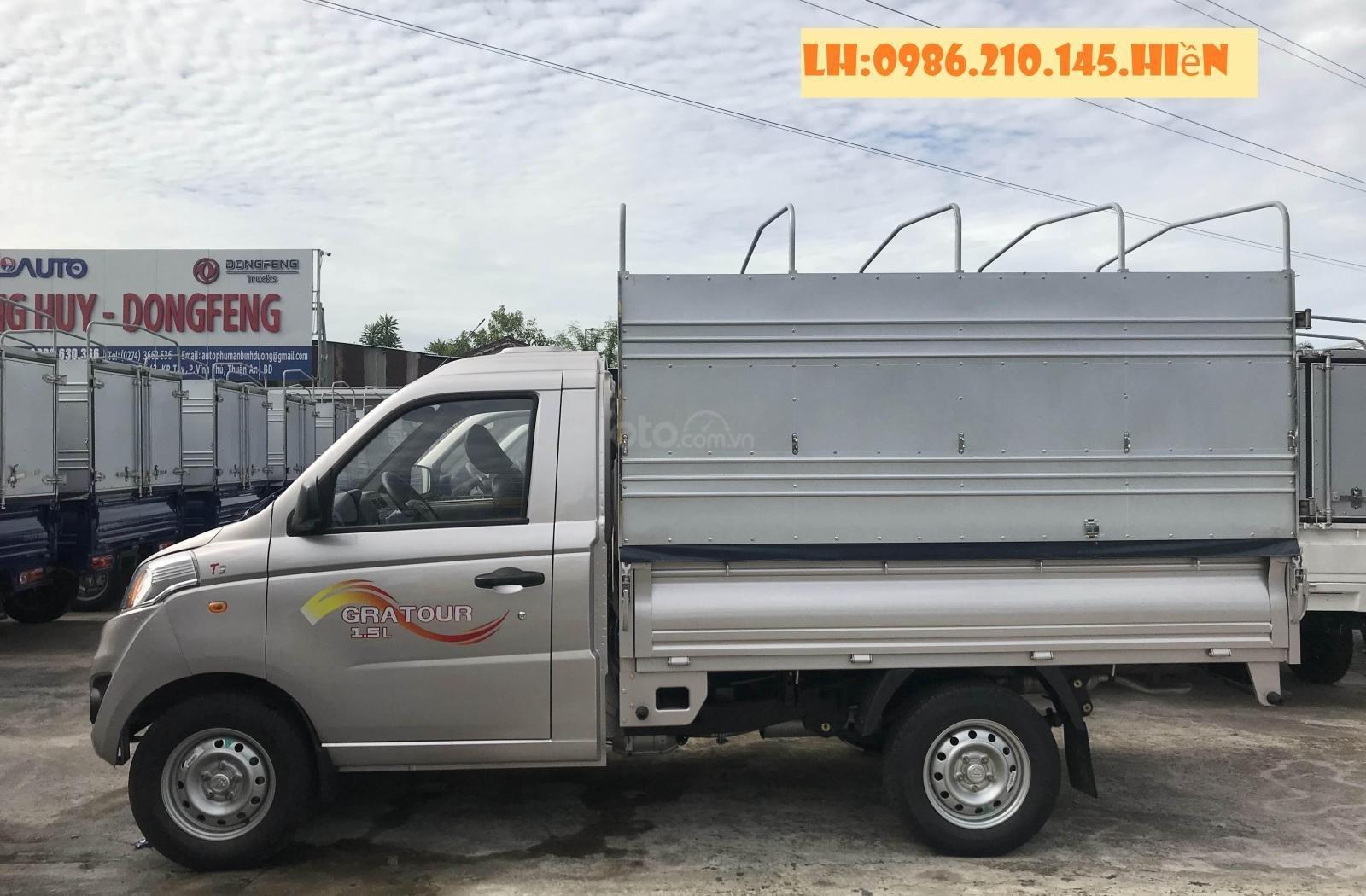Giá xe tải Foton T3 980kg thùng lửng 2m3– trả trước chỉ 70 triệu (1)