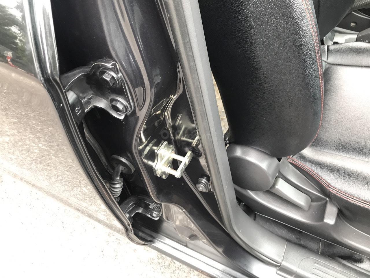 Bán xe Daewoo Gentra SX 1.2MT đời 2010, màu đen. 1 chủ công an huyện, xe nhập  (16)