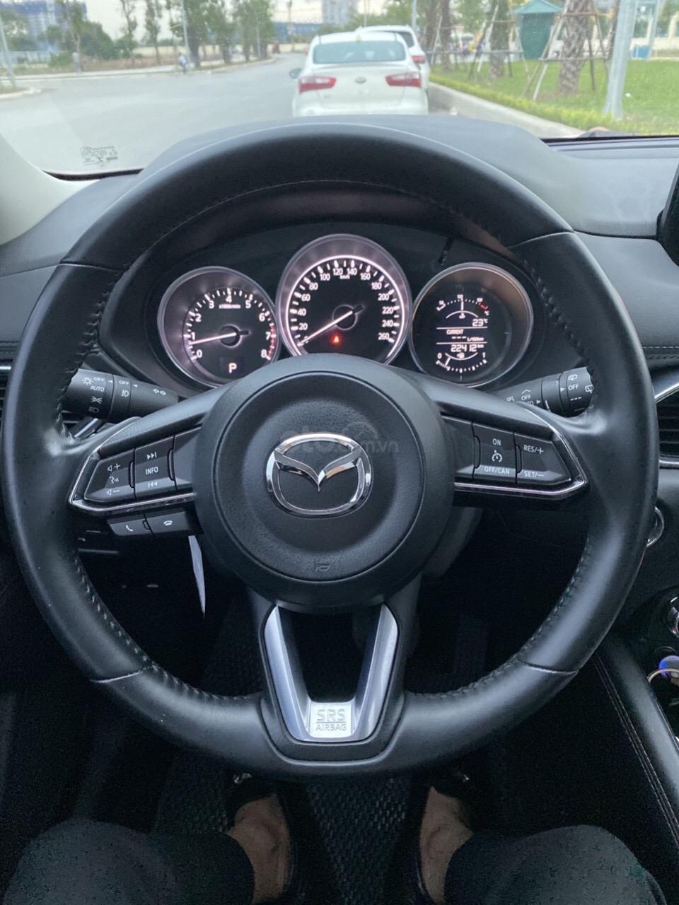 Cần bán xe Mazda CX 5 2.0 năm sản xuất 2018, màu xanh lam (10)