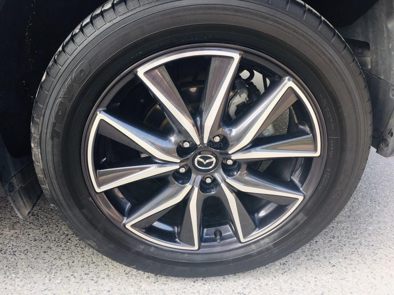 Cần bán xe Mazda CX 5 2.0 năm sản xuất 2018, màu xanh lam (8)