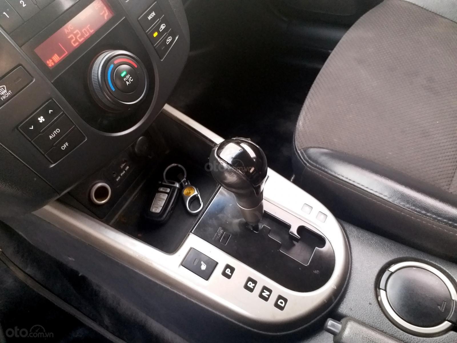 Cần bán Kia Forte sản xuất 2009, màu đen mới 95% giá tốt 320 triệu đồng (11)