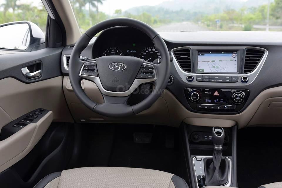 Hyundai Accent 1.4 số sàn và tự động mới 2019, giá chỉ từ 425tr, trả góp 85%, LH: 0902 235 123 (4)