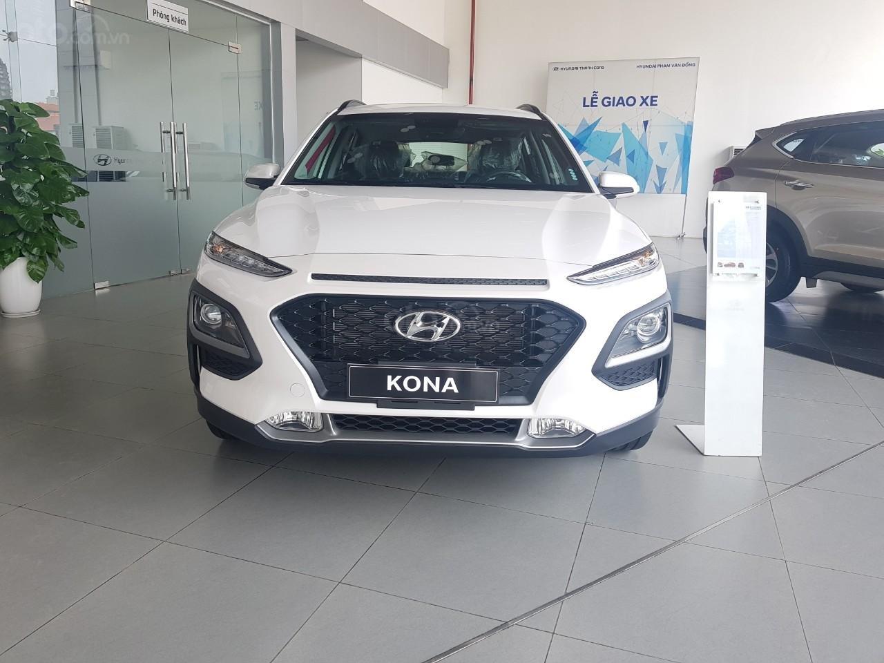 Hyundai Kona 2.0 AT 2019 giao ngay, giảm tiền mặt trên 40tr, trả góp 85%, LH: 0902 235 123 (1)