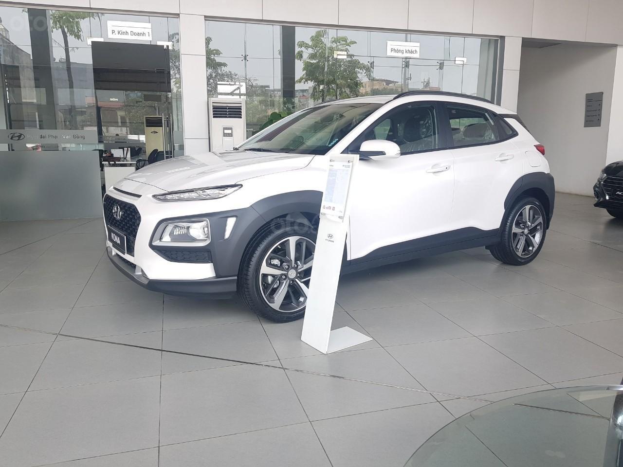 Hyundai Kona 2.0 AT 2019 giao ngay, giảm tiền mặt trên 40tr, trả góp 85%, LH: 0902 235 123 (2)