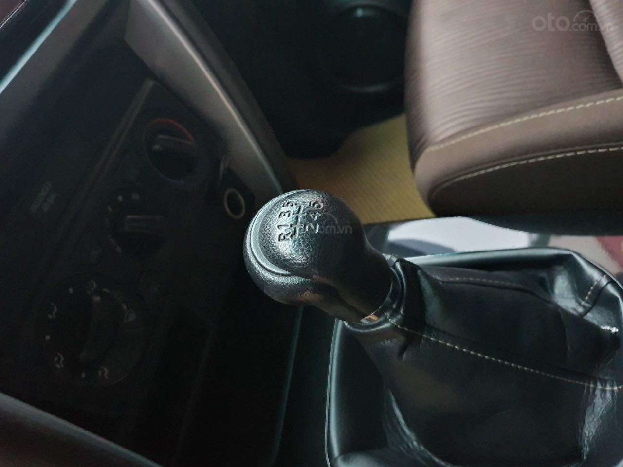 Cần bán gấp Toyota Fortuner 2.5 năm sản xuất 2017, màu đen, xe nhập số sàn, 860tr (7)