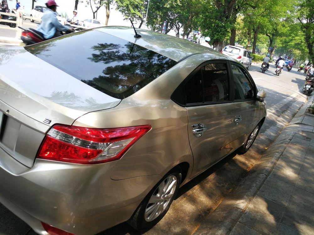 Cần bán xe Toyota Vios đời 2017 chính chủ, xe nguyên bản (2)