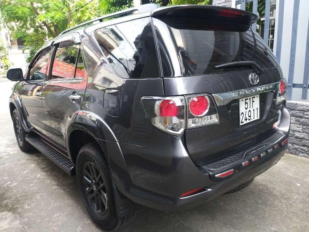 Cần bán Toyota Fortuner đời 2015, màu xám, xe còn mới, 785tr (8)