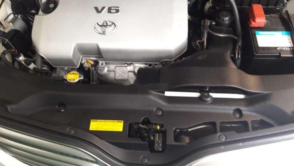 Cần bán lại Toyota Venza sản xuất năm 2009, màu trắng, nhập khẩu (7)