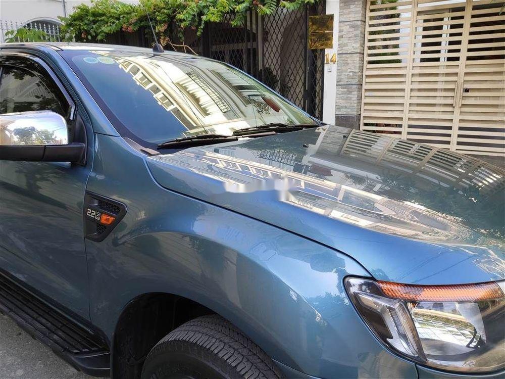 Cần bán xe Ford Ranger XLS MT 2015, màu xanh lam, nhập khẩu nguyên chiếc  (3)